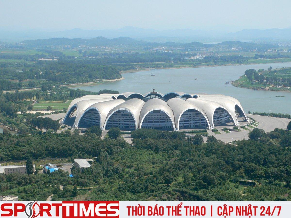 Sân vận động lớn nhất thế giới