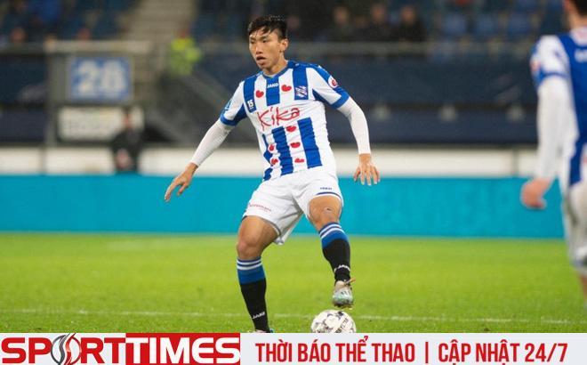 Văn chỉ có thể khoác áo CLB từ giai đoạn lượt về V-League 2020.
