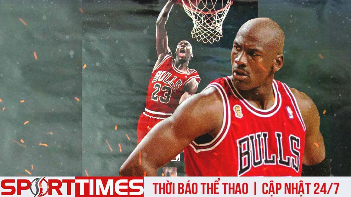 Michael Jordan từ chối tham dự sự kiện dù được trả tới 100 triệu USD