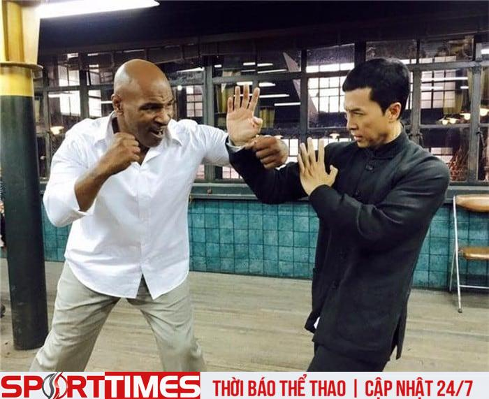 Mike Tyson gửi thông điệp, võ lâm Trung Quốc sôi sục mời Chân Tử Đan ứng chiến