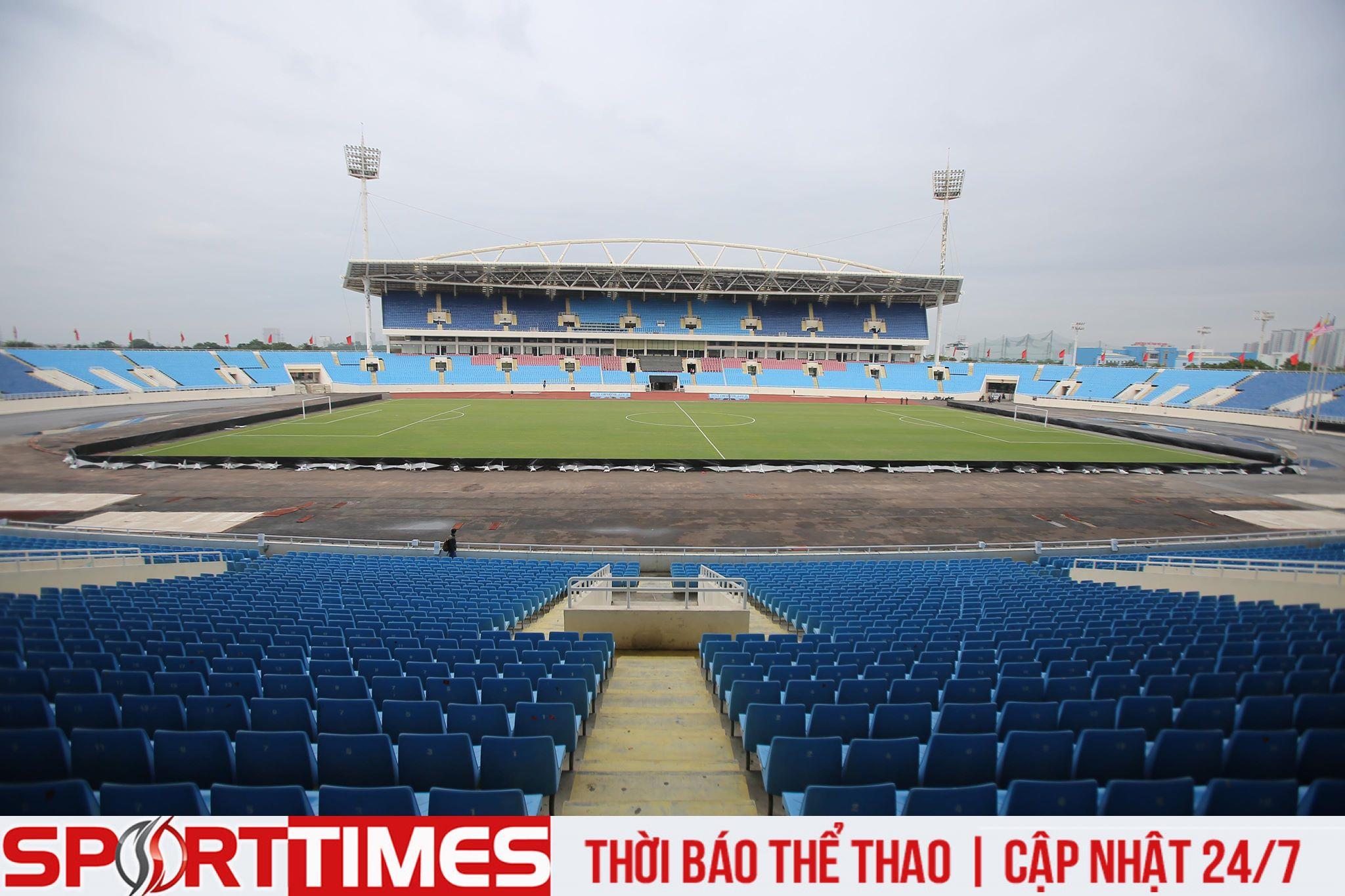 Mỹ Đình lọt top 5 sân vận động tốt nhất Đông Nam Á