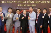 Chính thức thành lập Liên đoàn MMA Việt Nam