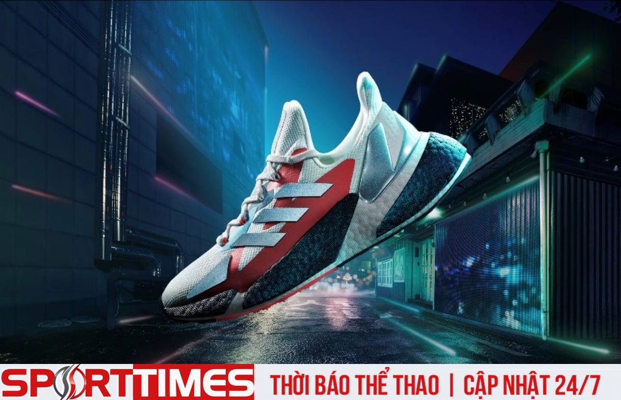 Adidas X9000 có giá 3,5 triệu đồng tại Việt Nam