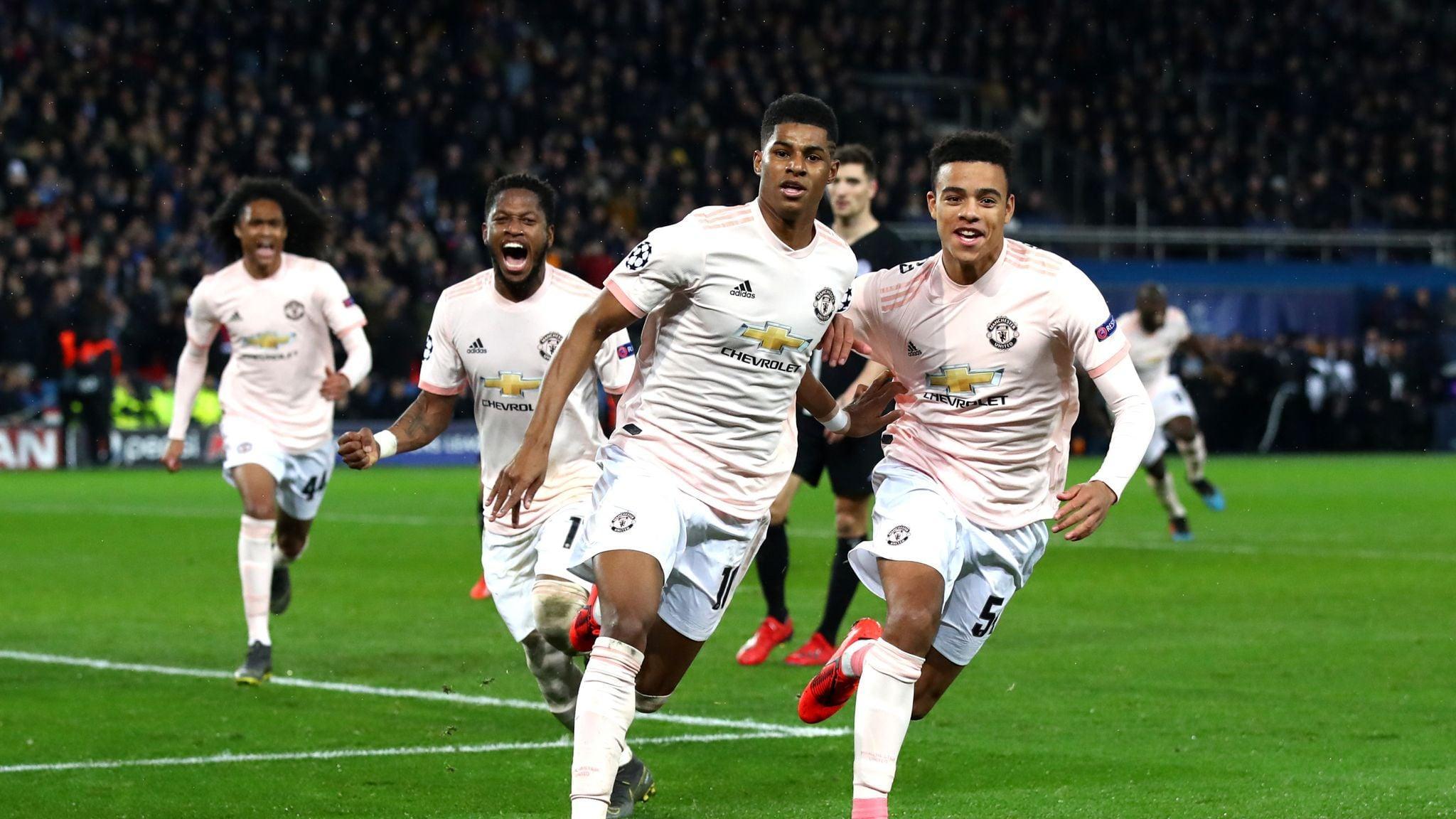 Man United giành chiến thắng trong lần đối đầu gần nhất giữa hai đội