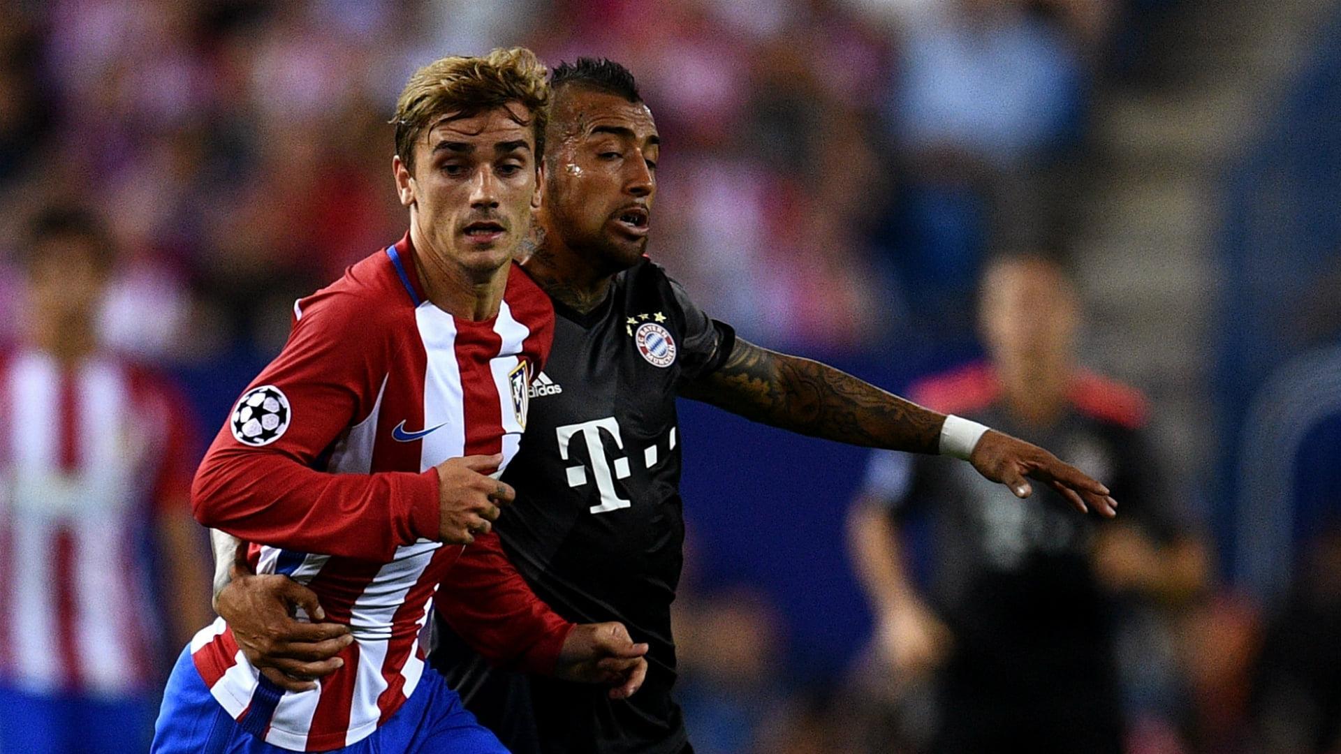 Bayern Munich và A. Madrid là một cặp đấu đầy duyên nợ