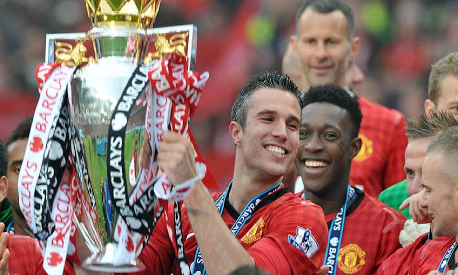 Gia nhập Arsenal là quyết định sáng suốt nhất sự nghiệp của Van Persie