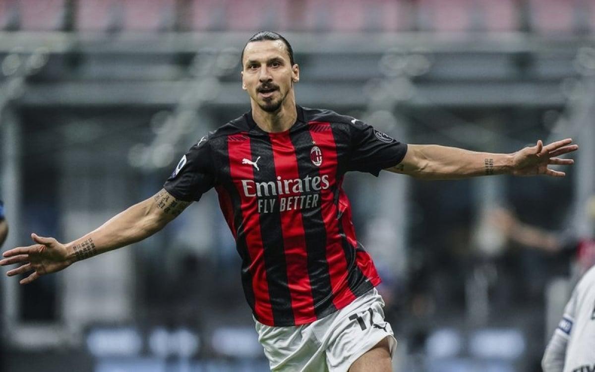Lão tưỡng Ibrahimovic đang dẫn đầu danh sách vua phá lưới Serie A