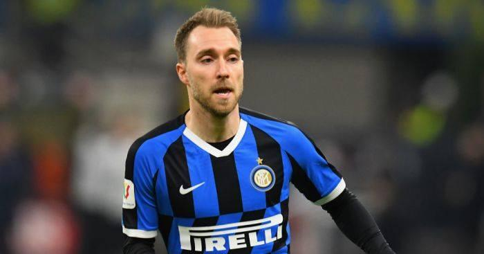 Eriksen bị thất sủng tại  Inter Milan