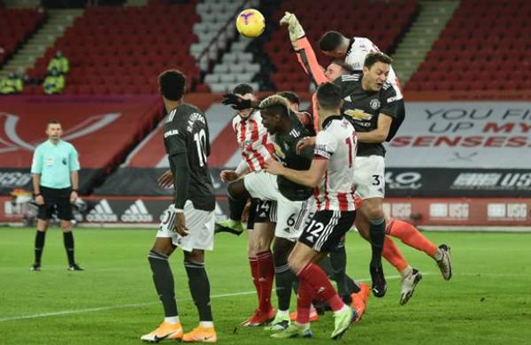 Rashford lập cú đúp, Man Utd hạ Sheffield, áp sát top 5 NHA - Bóng Đá