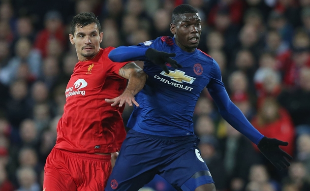 Manchester United star Paul Pogba can end Anfield nightmare at Liverpool FC this weekend - Bóng Đá