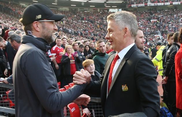 Manchester United manager Solskjaer responds to Liverpool coach Jurgen Klopp's penalty complaint - Bóng Đá