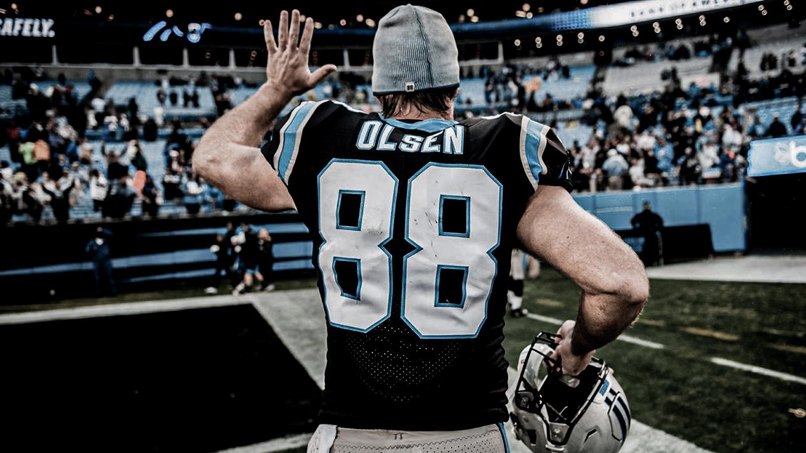 Olsen giải nghệ.
