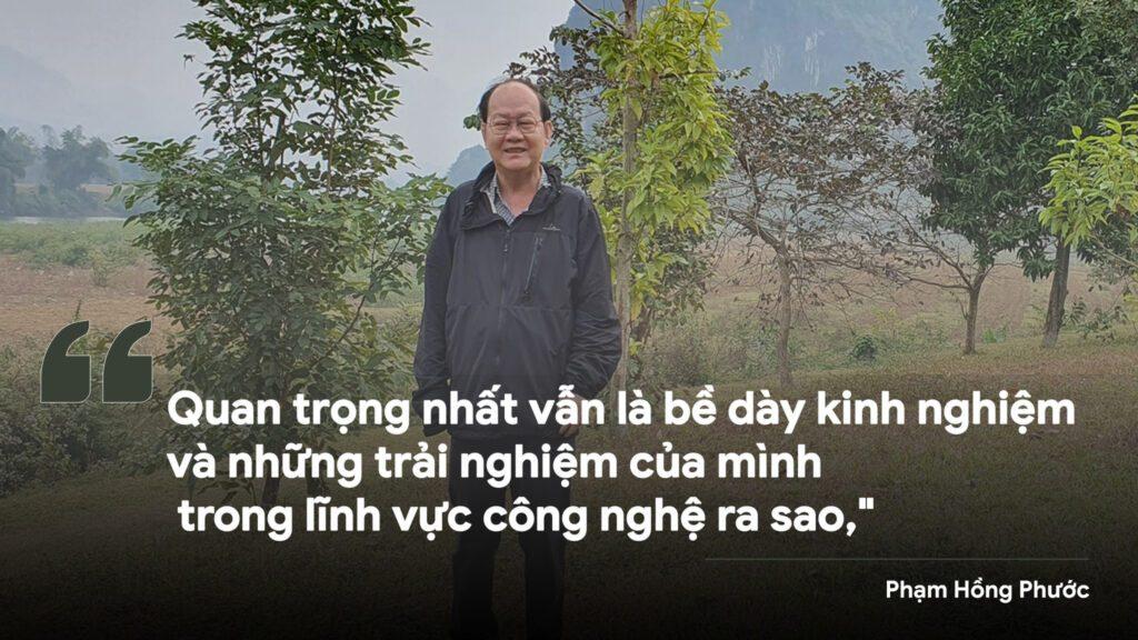 Phạm Hồng Phước: Một nhà báo sâu sắc và sỏi nghề