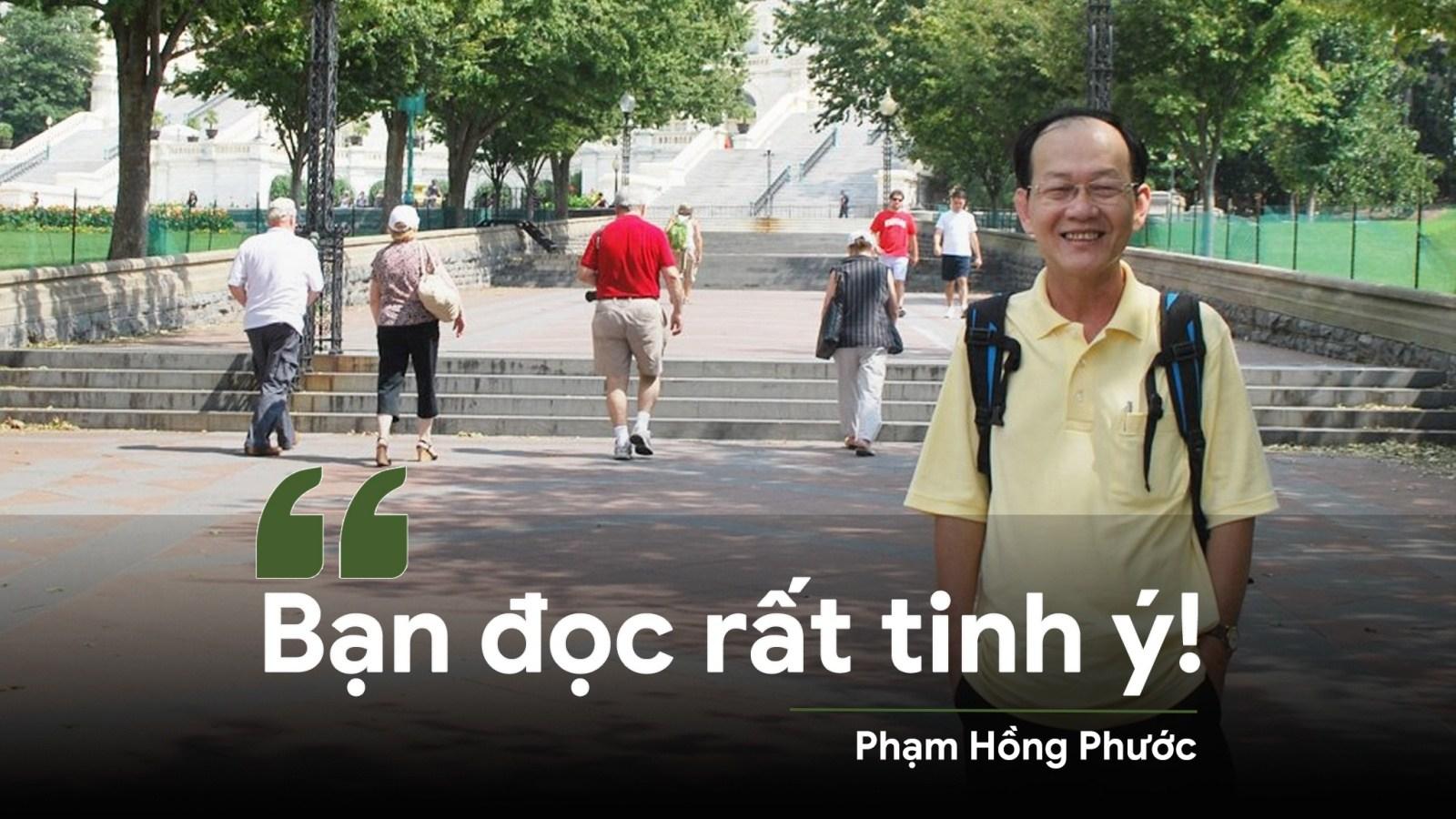 Phạm Hồng Phước: Một nhà báo sâu sắc và sành nghề
