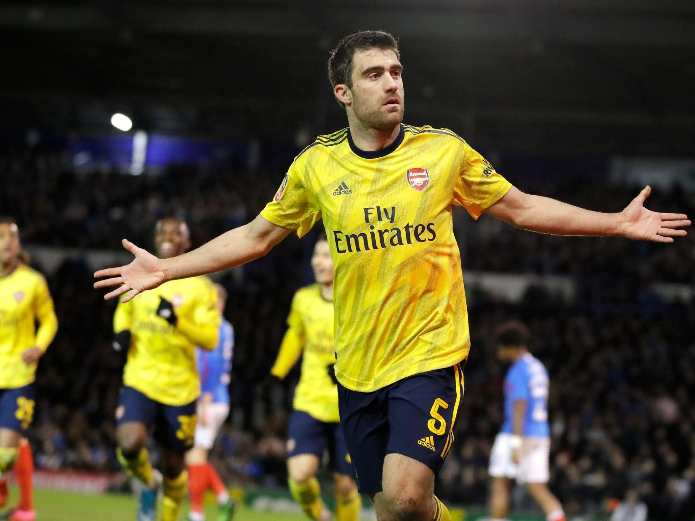 Sokratis rời Arsenal là tất yếu