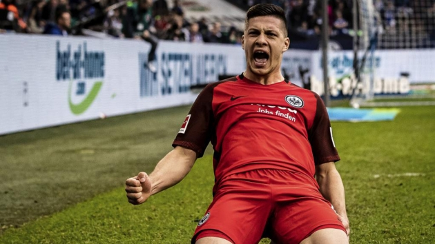 Jovic heads to Frankfurt with a message from Zidane: He has a lot to learn - Bóng Đá