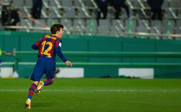 """Riqui Puig: """"I was the first to say that I wanted to take the 5th penalty"""
