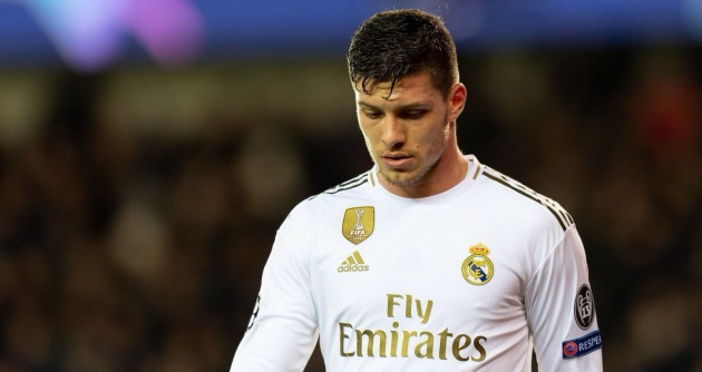 Luka Jovic looks for a new team as Zidane stops trusting him - Bóng Đá