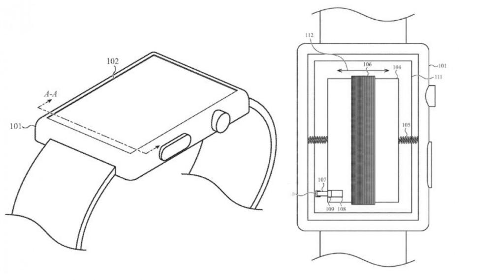 Apple Watch có thể mang thiết kế mỏng hơn trong tương lai
