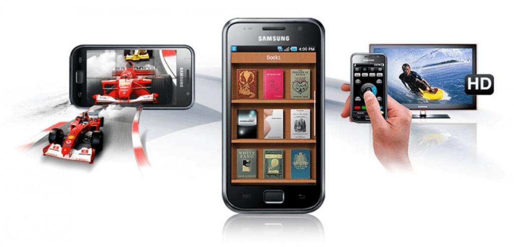 Hành trình tạo nên đế chế của Galaxy S