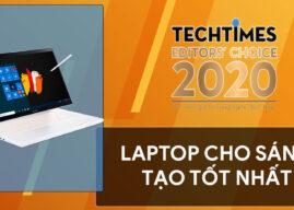 Laptop cho sáng tạo tốt nhất 2020 vinh danh Acer ConceptD7 Ezel Pro