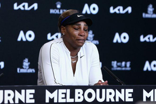 Serena Williams chưa giải nghệ sau khi bị loại khỏi Úc mở rộng 2021 - ảnh 1