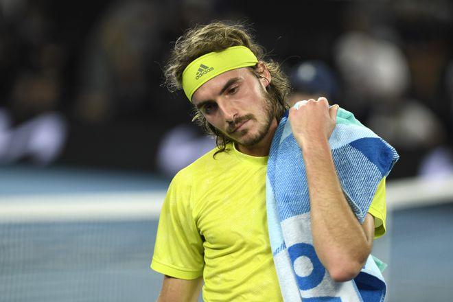 Kết quả giải quần vợt Úc mở rộng: Medvedev đánh bại Tsitsipas để vào chung kết - ảnh 1