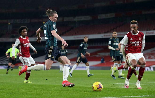 Kết quả Ngoại hạng Anh, Arsenal 4-2 Leeds: Aubameyang lập hattrick, 'Pháo' lên nòng - ảnh 2