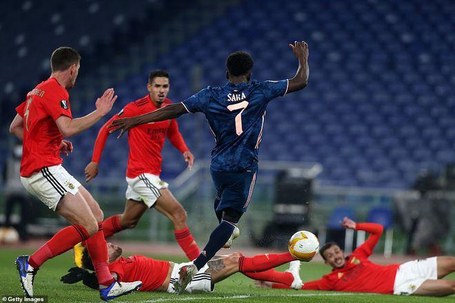 Europa League, Arsenal vs Benfica: 'Pháo thủ' quyết tâm săn 'Đại bàng' - ảnh 1