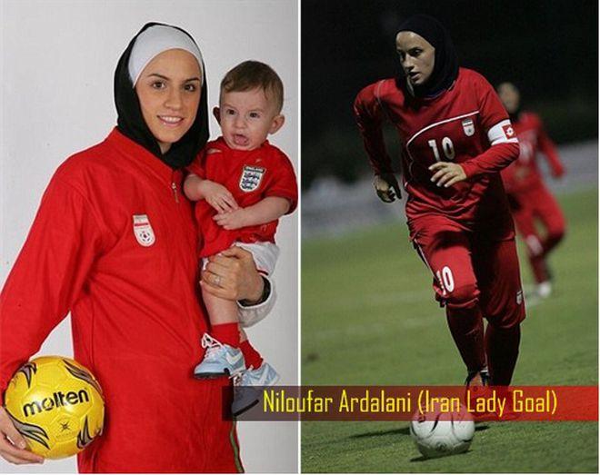 Tréo ngoe cảnh nhiều 'sao' nữ thể thao Iran bị chồng dùng luật cấm xuất cảnh - ảnh 2