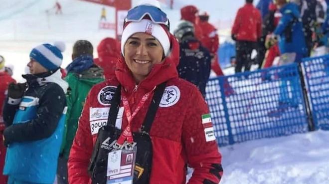 Tréo ngoe cảnh nhiều 'sao' nữ thể thao Iran bị chồng dùng luật cấm xuất cảnh - ảnh 1