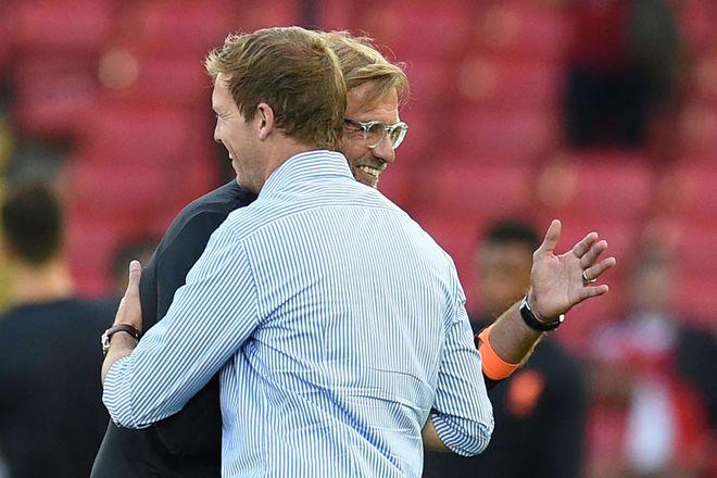 HLV của Leipzig cảnh báo học trò Liverpool ở Champions League sẽ rất khác - ảnh 1