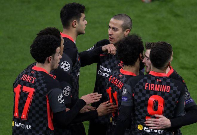 Champions League: Đánh bại Leipzig, HLV Klopp đáp trả dư luận về nguy cơ bị 'hạ bệ' - ảnh 2
