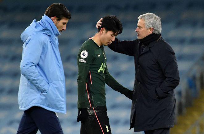 Tottenham sẽ chi khoản bồi thường 35 triệu bảng để sa thải Mourinho? - ảnh 2