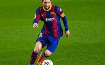 Messi bỏ xa phần còn lại