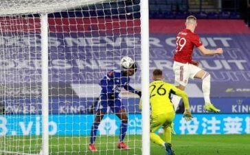 Chấm điểm Man Utd trận Leicester: 3 ngôi sao thảm họa, 1 điểm sáng