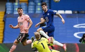 Christian Pulisic đi bóng như Messi, biến 3 cầu thủ Sheffield thành trò hề
