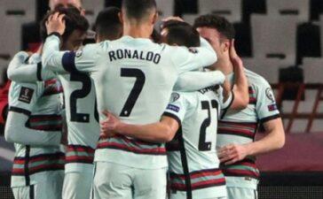 Đội hình Bồ Đào Nha đấu Luxembourg: Ronaldo lĩnh xướng hàng công?