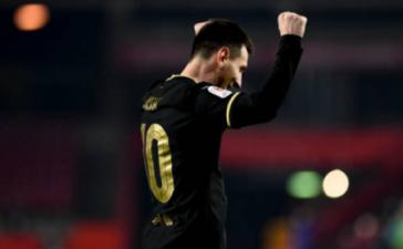 Bạn có biết đâu là lần gần nhất Messi không ghi bàn/dọn cỗ tại La Liga?