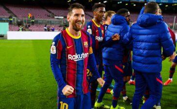 Vì sao Messi mắng chửi giám đốc thể thao CLB Sevilla? | Bóng đá Quốc tế