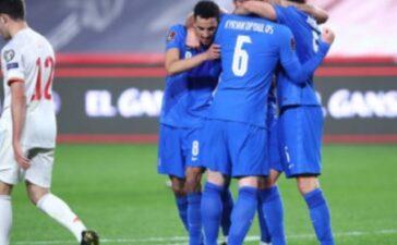 Ramos rời sân khó hiểu, TBN ngậm ngùi chia điểm với Hy Lạp