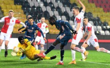 6 phút điên cuồng, Arsenal dữ dội hẹn gặp Emery ở bán kết