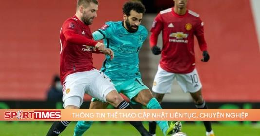 Liverpool số một; Man Utd dưới 2 đội bóng
