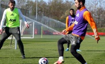 2 cú hích xuất hiện, Man Utd đã sẵn sàng cho trận đấu quan trọng