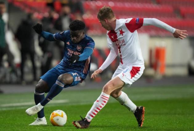 5 điểm nhấn Slavia Prague 0-4 Arsenal: Bom tấn hồi sinh và 'vũ công Anh'  - Bóng Đá