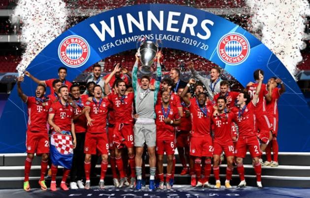 Lịch sử lên tiếng, PSG vô địch Champions League - Bóng Đá