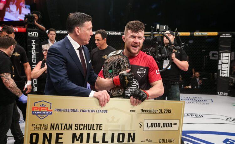 Truyền hình FPT chính thức phát sóng Professional Fighters League (PFL) mùa giải 2021