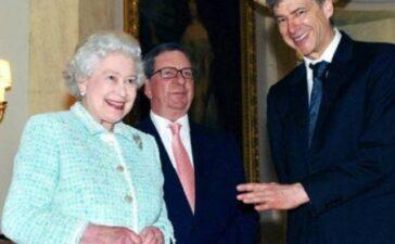Đội bóng duy nhất từng được dự tiệc trà của Nữ hoàng Anh