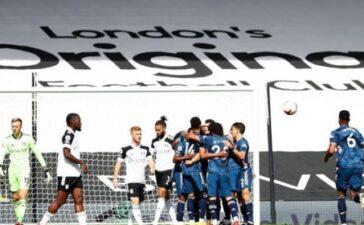 TRỰC TIẾP Arsenal - Fulham: Partey dự bị; Aubameyang vắng mặt