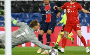 Đôi công nghẹt thở, Bayern rời Champions League trong cay đắng